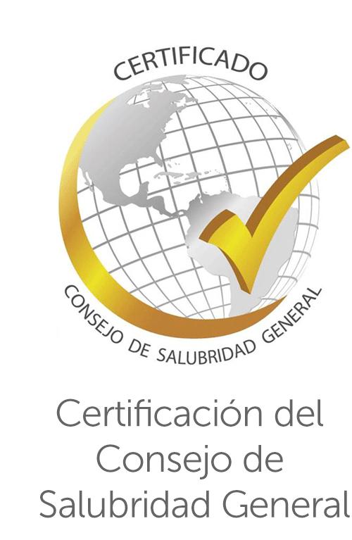 Consejo de Saubridad General Logo
